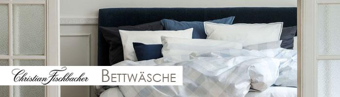 Bettwäsche Christian Fischbacher Marken