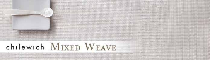 Mixed Weave