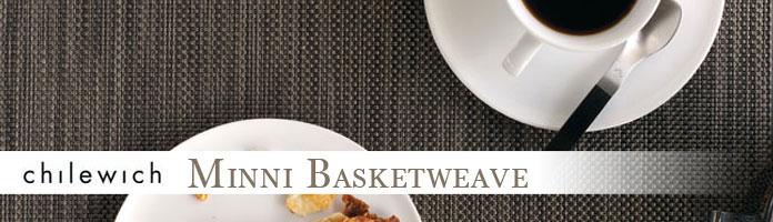 Mini Basketweave