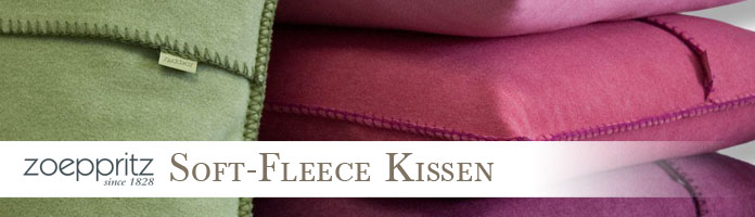 Soft-Fleece Kissen