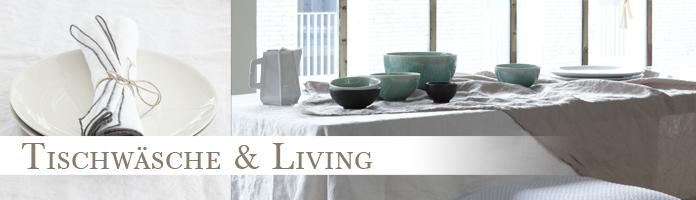Tischwäsche & Living