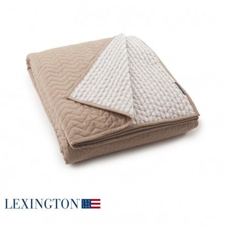 Lexington Bettüberwurf Quilt beige