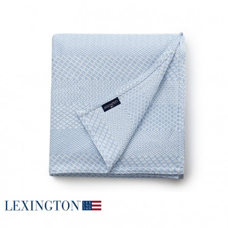 Lexington Bettüberwurf Quilt in blau