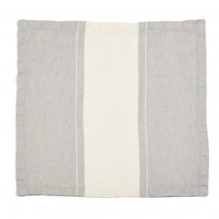 Libeco 6er Pack Servietten Atelier Stripe (54x54cm)