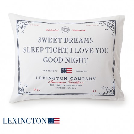 Lexington Kissenbezug Printed