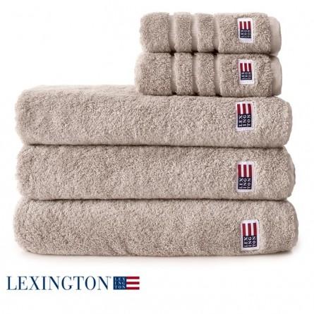 Lexington Handtuch Original tan