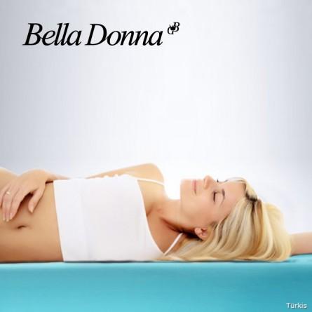 Formesse Spannbettlaken Bella Donna Jersey türkis