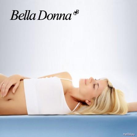 Formesse Spannbettlaken Bella Donna Jersey hellblau