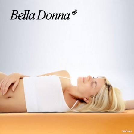 Formesse Spannbettlaken Bella Donna Jersey safran