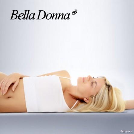 Formesse Spannbettlaken Bella Donna Jersey hellgrau
