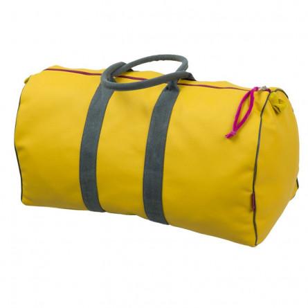 Farbenfreunde Travelbag curry
