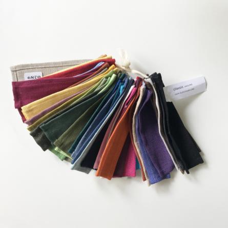 Lovely Linen Lovely Farbkarte 16 Farben