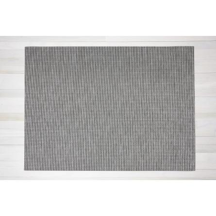 Chilewich Teppich Wabi Sabi silber/mica -002 (verschiedene Größen)