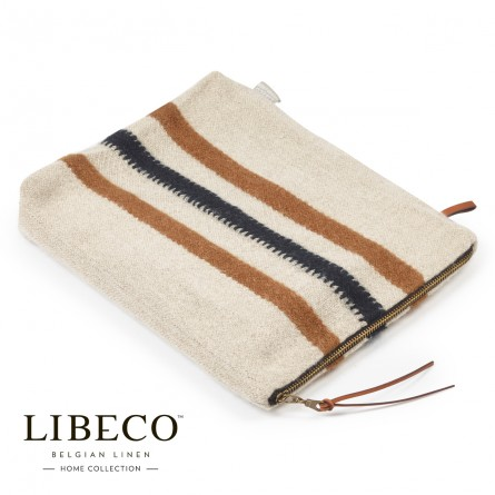 Libeco Etui Foundry multi stripe