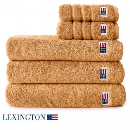 Lexington Handtuch Original gold