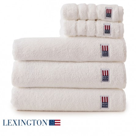Lexington Handtuch Original wollweiß
