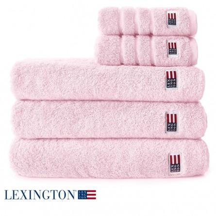 Lexington Handtuch Original rosa