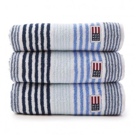 Lexington Handtuch Original Stripe blau