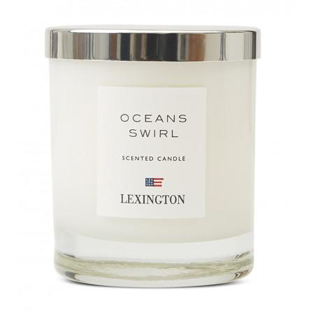 Lexington Duftkerze Oceans Swirl Man