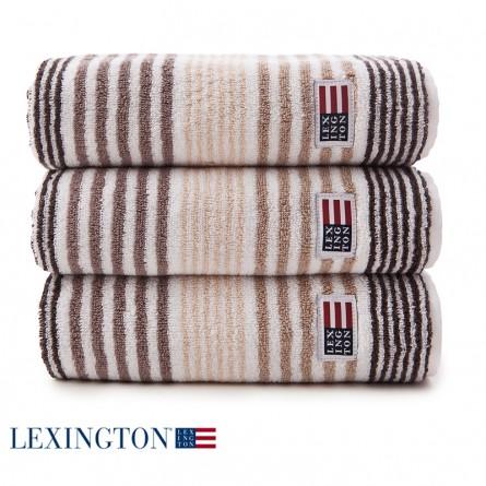 Lexington Handtuch Original Stripe beige