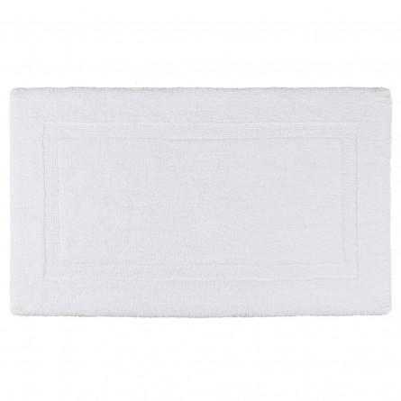 Abyss & Habidecor Badeteppich Reversible white -100 (in 6 Größen)