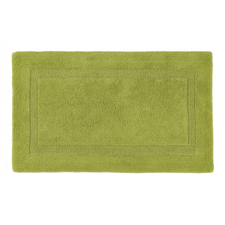 Abyss & Habidecor Badeteppich Reversible apple green -165 (in 6 Größen)