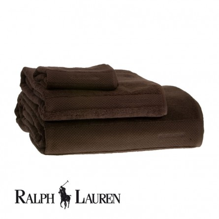 Ralph Lauren Handtuch Avenue braun