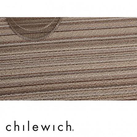 Chilewich Fußmatte Skinny Stripe mushroom