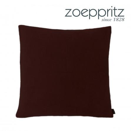 Zoeppritz Kissen Softy mocca-890