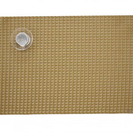 Chilewich Tischset Rechteckig Trellis gold -002 (36x38 cm)