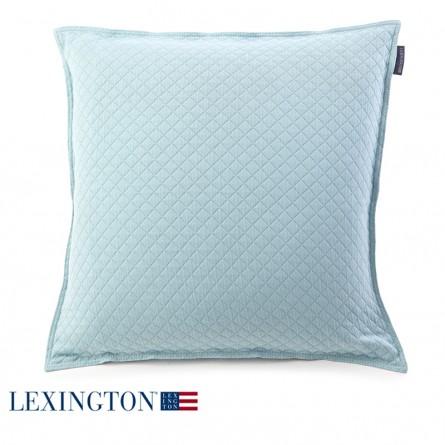 Lexington Dekokissen Washed Diamond grün