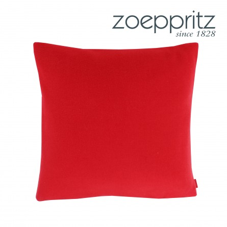 Zoeppritz Kissen Softy rot-350