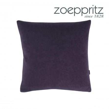 Zoeppritz Kissen Softy pflaume-495