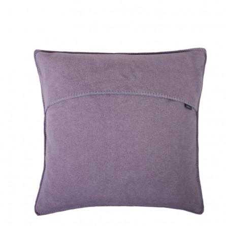 Zoeppritz Dekokissen Soft-Fleece light violet-435