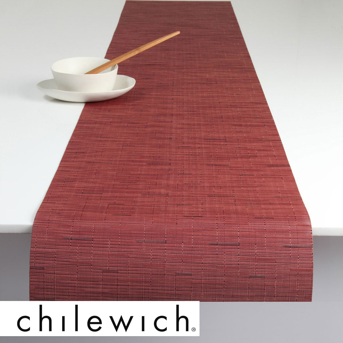 chilewich l ufer bamboo beige. Black Bedroom Furniture Sets. Home Design Ideas
