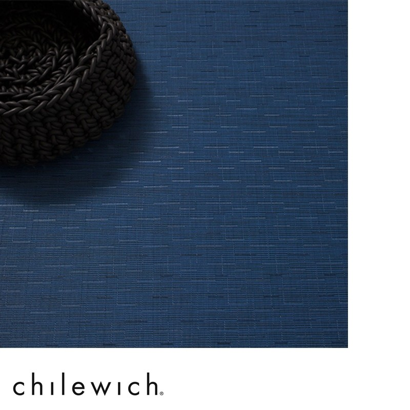 chilewich teppich solid quecksilber. Black Bedroom Furniture Sets. Home Design Ideas