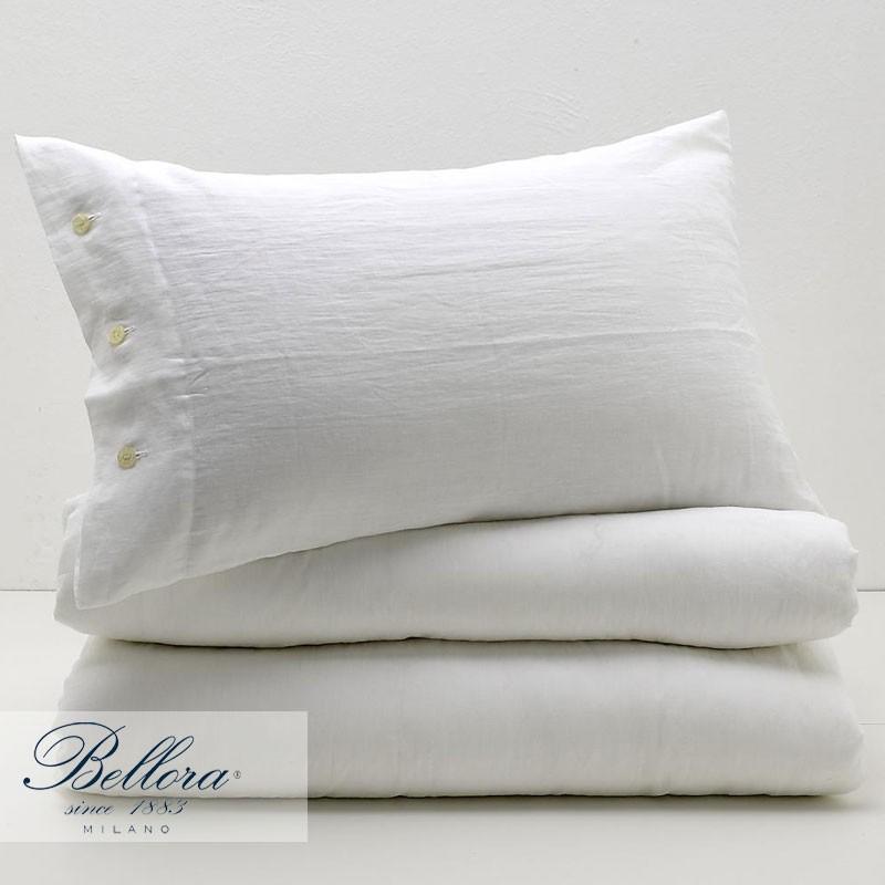 bellora bettw sche basil wei. Black Bedroom Furniture Sets. Home Design Ideas