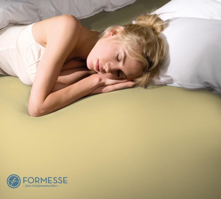 formesse spannbettlaken bella donna edel frottee hellgelb. Black Bedroom Furniture Sets. Home Design Ideas