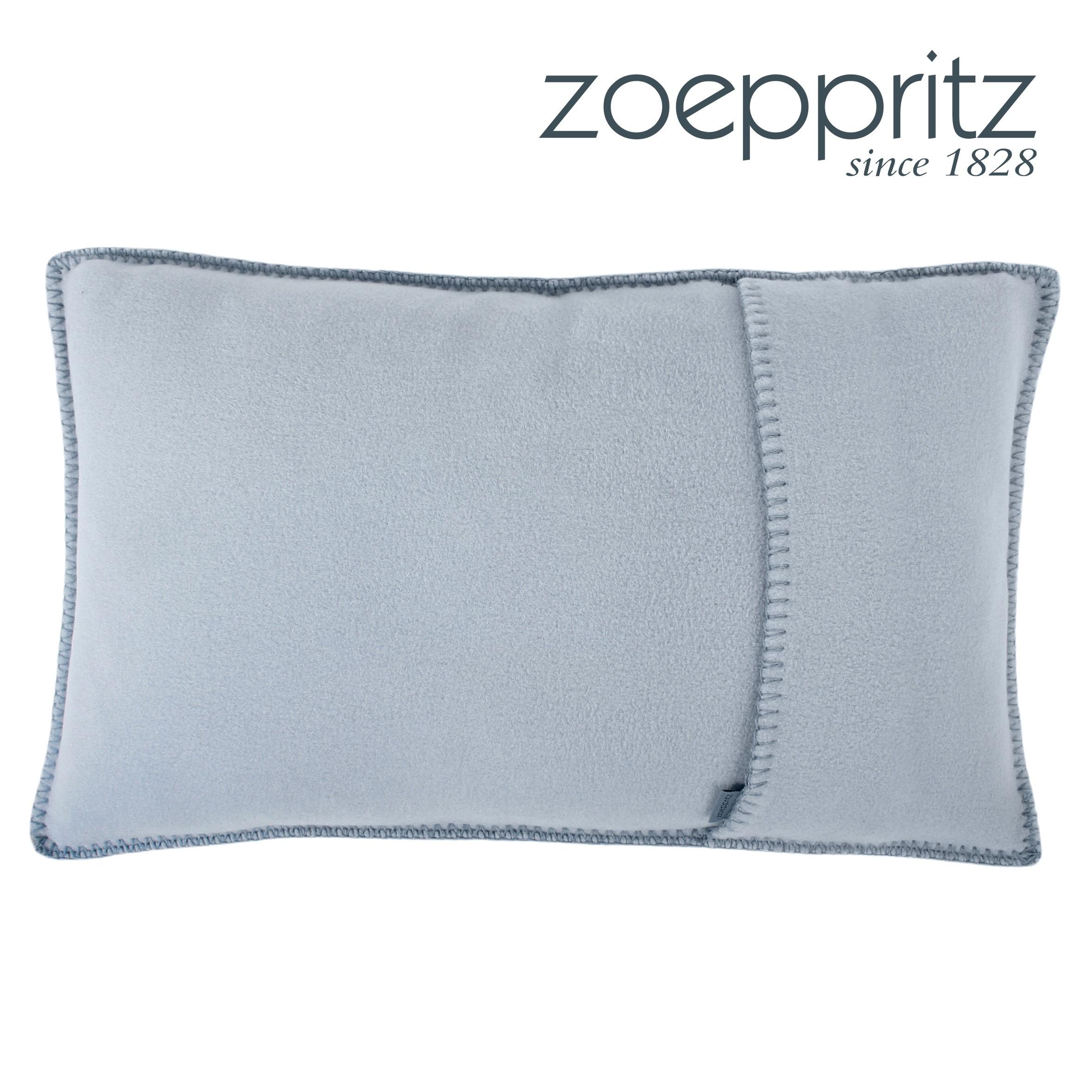zoeppritz dekokissen soft fleece water 30 x 50 cm. Black Bedroom Furniture Sets. Home Design Ideas