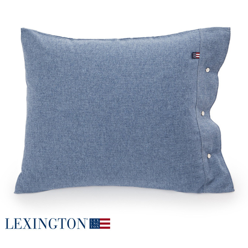 Lexington Bettwäsche Flanell Herringbone