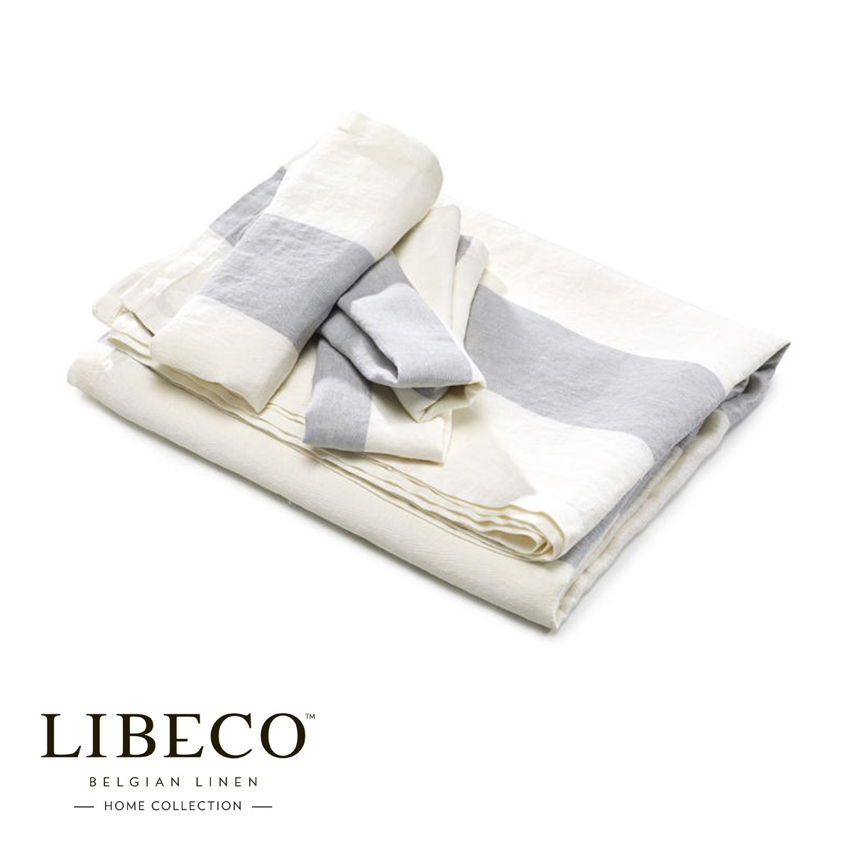 libeco tischdecke und l ufer long island. Black Bedroom Furniture Sets. Home Design Ideas
