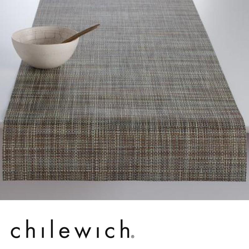 chilewich l ufer mini basketweave pistachio. Black Bedroom Furniture Sets. Home Design Ideas