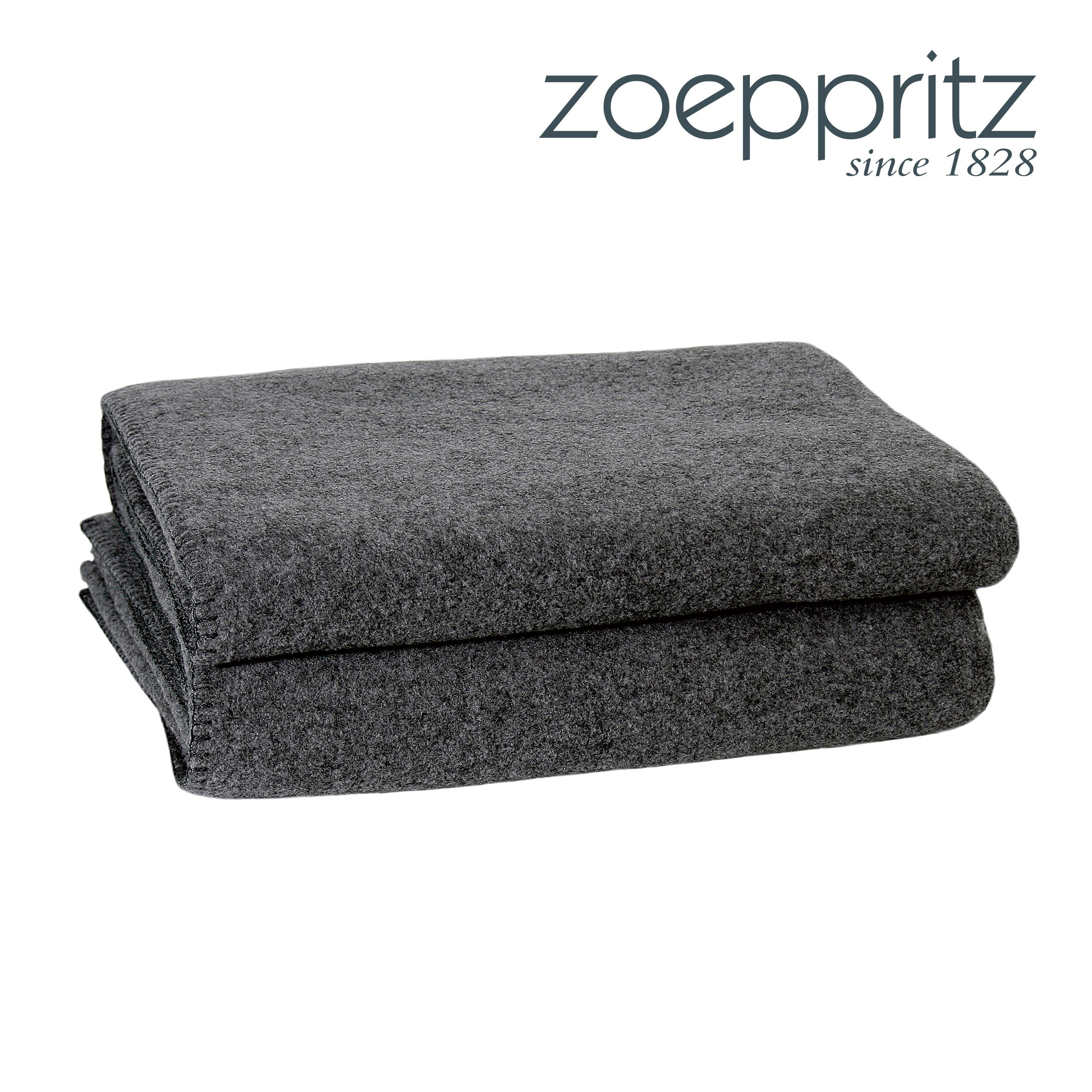 zoeppritz plaid soft wool schwarz. Black Bedroom Furniture Sets. Home Design Ideas