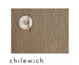 Chilewich Set Rechteckig Bamboo camel