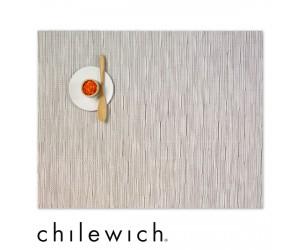 Chilewich Set Rechteckig Bamboo chalk