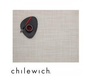 Chilewich Set Rechteckig Basketweave khaki