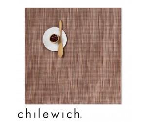 Chilewich Set Quadratisch Bamboo brick