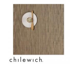 Chilewich Set Quadratisch Bamboo camel