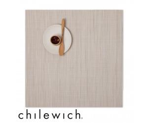 Chilewich Set Quadratisch Bamboo chino