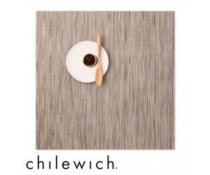 Chilewich Set Quadratisch Bamboo dune